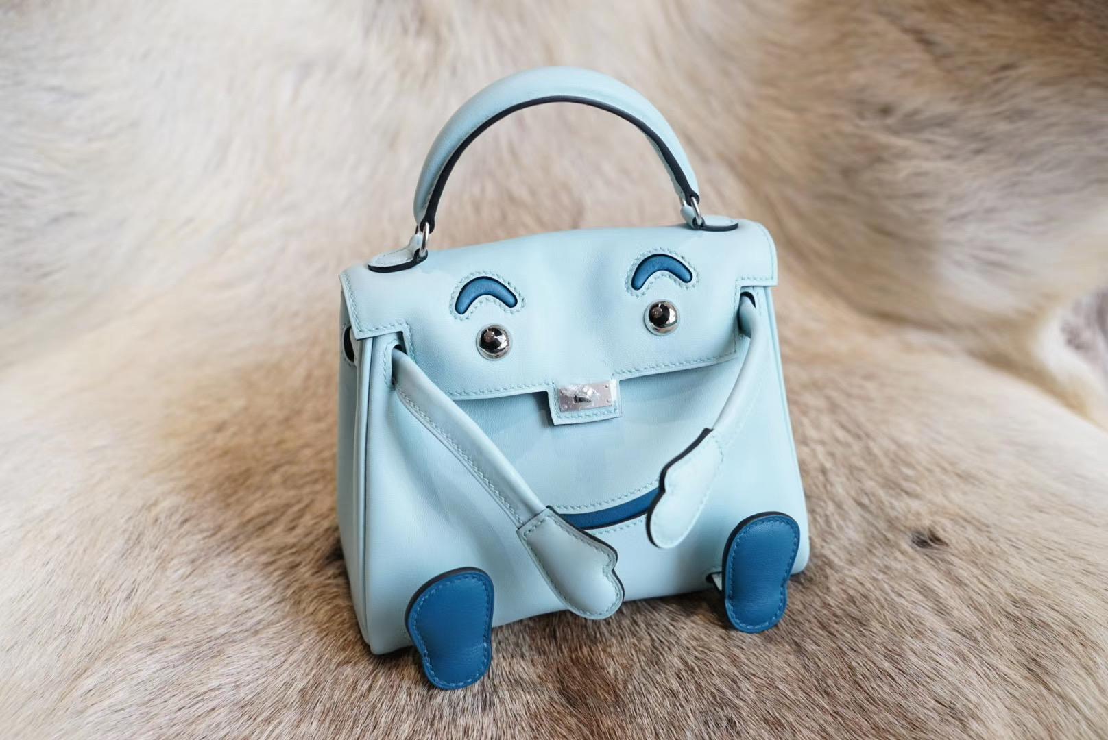 Kelly Doll 微风蓝 doll 娃娃包